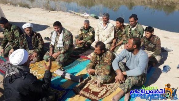 في ذكرى الانتصار على داعش .. مدرسة العلوم الدينية في الناصرية تستذكر شهدائها الأبرار