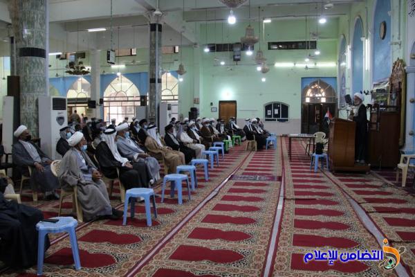 مدرسة العلوم الدينية في الناصرية تعقد ملتقاها التبليغي الـ26 للخطباء والمبلغين – تقرير مصور -