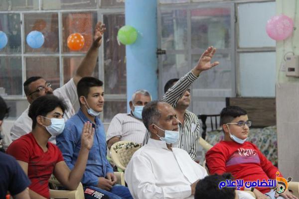 اليوم الثاني من البرنامج الرمضاني في جامع الشيخ عباس الكبير –تقرير مصور-