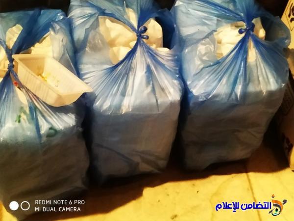 بحضور الشيخ أسامه الناصري..  مبرة التضامن للأيتام في الإصلاح تقيم مأدبة افطار رمضانية 