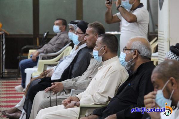 مدرسة العلوم الدينية في الناصرية تعقد ملتقاها التبليغي الـ27 للخطباء والمبلغين – تقرير مصور -