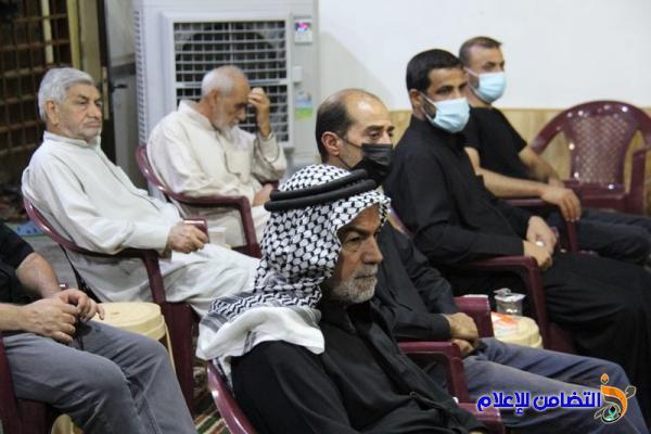بالصور: انطلاق اليوم الأول من الموسم الثقافي الحسيني في مركز وحسينية الشيخ عباس الخويبراوي