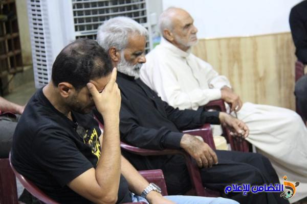 بالصور: اليوم الثاني من الموسم الثقافي الحسيني في مركز وحسينية الشيخ عباس الخويبراوي