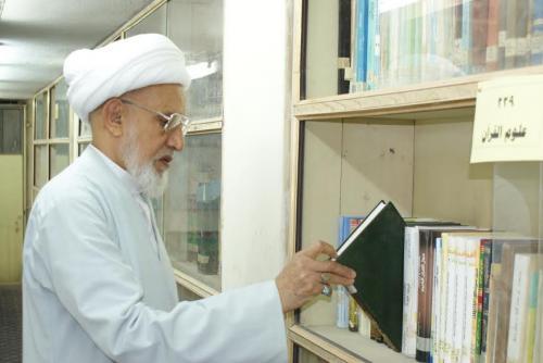 مع آية الله الشيخ الناصري.. الحلقة الـ121 من كتابه المختار من بحار الأنوار