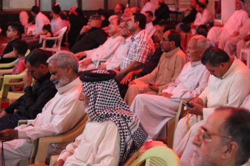 إحياء الليلة التاسعة عشرة من شهر رمضان في مسجد الشيخ عباس الكبير - صوتي مصور-