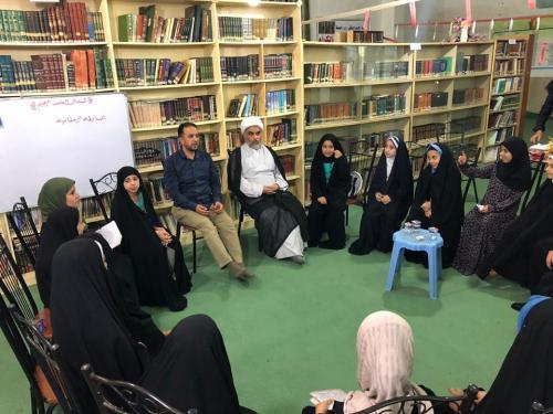 المسابقات الرمضانية في مسجد الشيخ عباس الخويبراوي ودورها في تنمية العقائد والأفكار