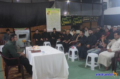 الناصرية: مركز الشيخ عباس الخويبراوي  يحدد الأربعاء المقبل موعدا لانطلاق موسمه الحسيني الثقافي