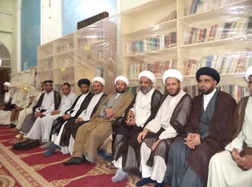 مدرسة العلوم الدينية في الناصرية تستأنف دوامها ودروسها الحوزوية