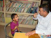 مركز التضامن التخصصي لتقويم النطق يتمكن من إعادة الأمل إلى الطفل يوسف نجاح