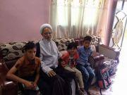 رئيس جمعية التضامن الإسلامي يتابع عمل مركز التضامن التخصصي للنطق ويثني على ما يقدمه من خدمات مجانية للأطفال