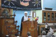 خطيب وإمام الناصرية : يدعو الحكومة الاتحادية والمحلية  بالقيام بواجباتها أتجاه المواطنين