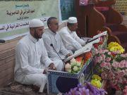 بالصور .. الختمة القرآنية المرتلة في جامع البنائين وتلاوة الجزءالخامس والعشرون