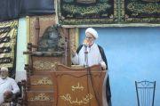 خطيب الجمعة في الناصرية : يسلط الضوء على توصيات المرجع الاعلى لخطباء المنبر الحسيني خلال شهر محرم الحرام