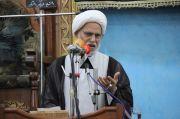 خطيب الناصرية :يشكر جميع أصحاب المواكب والقوات الامنية والعراقيين جميعاَ بانجاح زيارة أربعينية الامام الحسين (ع)