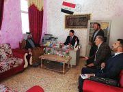 لجنة إدارة الجودة التربوية تنهي زيارتها التقيمية لمبرة التضامن التاسعة في الفهود