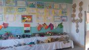 التضامن الثالثة للأيتام في قضاء الجبايش تحصد المركز الأول للأعمال اليدوية في معرض الفنون التشكيلية