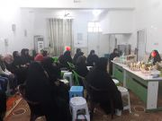 حوزة التضامن النسوية تحتفل بالولادات الشعبانية للائمة الأطهار