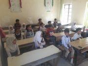 ذي قار: دورات ودروس تقوية مجانية تقدمها مدارس التضامن لتلاميذها الأيتام خلال العطلة