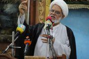 خطيب جمعـة الناصرية يدعوأصحاب المواكب في أربعينية الامام الحسين (ع) لمشاركة الشباب في التنظيم وخدمة الناس