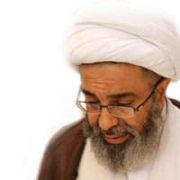 اية الله الشيخ محمد السند يعزي برحيل اية الله الشيخ الناصري