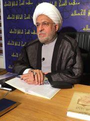 عميد معهد الشيخ الوائلي للخطابة ينعى آية الله الشيخ الناصري