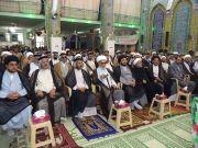 مدرسة العلوم الدينية في الناصرية تنعى رحيل اية الله الشيخ الناصري