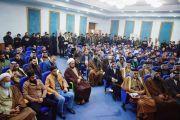 بالصور: رئيس جمعية التضامن الإسلامي يحضر مهرجانا ثقافيا بعنوان