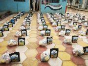 مبرة التضامن في النصر تبادر بتوزيع السلات الرمضانية على عوائل تلاميذها الأيتام
