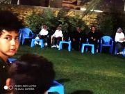 في ذكرى شهادة الامام الصادق(ع) ... أيتام مبرة التضامن الثامنة في الاصلاح يشاركون بمجلس العزاء
