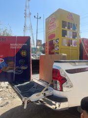 في قضاء الناصرية ... مكتب مبرات التضامن يوزع عـدد من الاجهزة الكهربائية على العوائل الأكثر فقراً