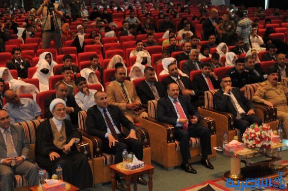 الناصري يطالب بتخصيص قطع اراضي لشريحة المعاقين