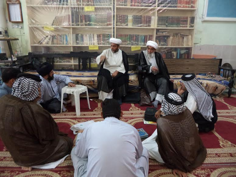 مدرسة العلوم الدينية في الناصرية
